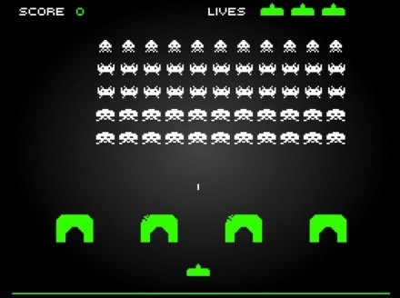 Free Space Invaders