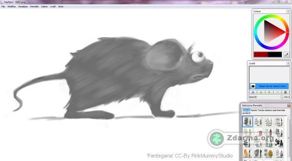 Mypaint Realisticke Kresleni Na Pocitaci Zdarma Org