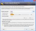 Vytvoření databáze hesel a nastavení její ochrany heslem, klíčovými soubory