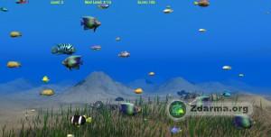Screenshot z průběhu hraní