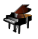 Virtual MIDI Piano Keyboard ikona