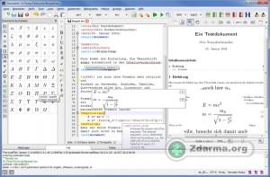 Tvorba LaTeX dokumentů