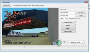 Vytvoření GIF animace z videa