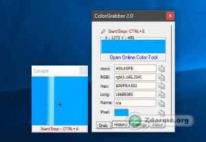 Rozpoznání barvy