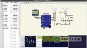 Simulace Arduina
