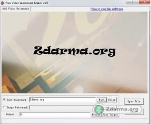 Vkládání textu do videa