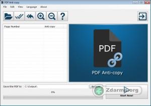 Zpracování PDF dokumentu