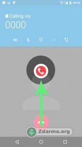 záznam při telefonním hovoru v aplikaci Nahrávání hovorů - ACR