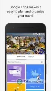snadné plánování výletů díky praktické aplikaci