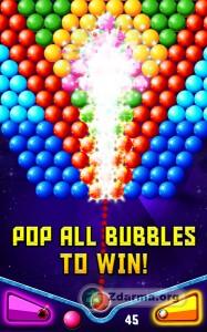 úkolem hra je popraskat všechny balonky
