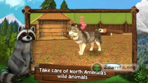 péče a starání se o zvířátka