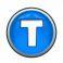 Logo programu TalkHelper Free Skype Recorder