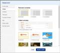 Možnosti nastavení vzhledu webového prostředí