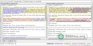 Ukázka porovnání dvou dokumentů
