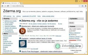 Webový prohlížeč Google Chrome