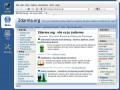 Webový prohlížeč Firefox v xPUDu
