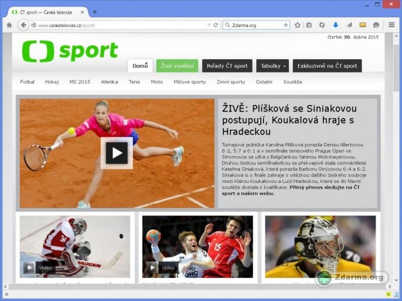 Ct Sport Zive
