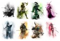 charaktery Guild Wars 2