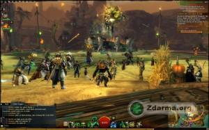 Hra ve více lidech v Guild Wars 2