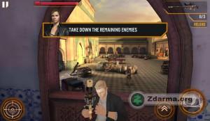 Ukázka ze hraní Mission Impossible RogueNation