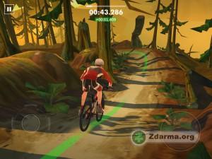 Ukázka hry Bike Unchained