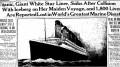 Díl o potopení Titanicu